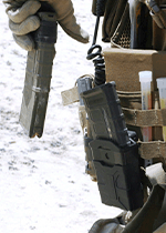 Holders for Magazines AR15 / M16 / M4 (NATO Standard 5.56)