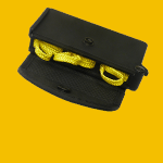 Plastic Holders HTH for 3 pcs of Textile Handcuffs