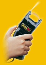 Stun Guns with Spray