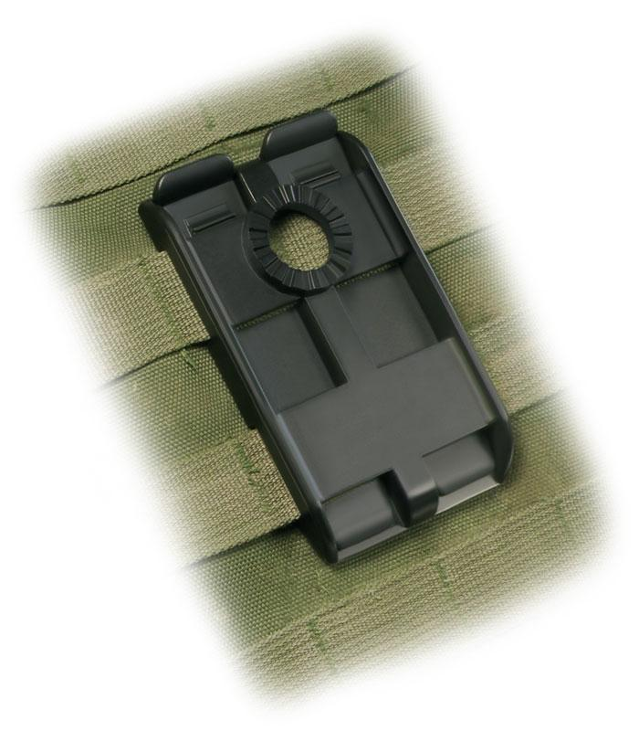 Fixation clip UBC-04-2 (MOLLE)